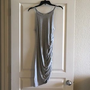 Soprano Ruched Side Dress
